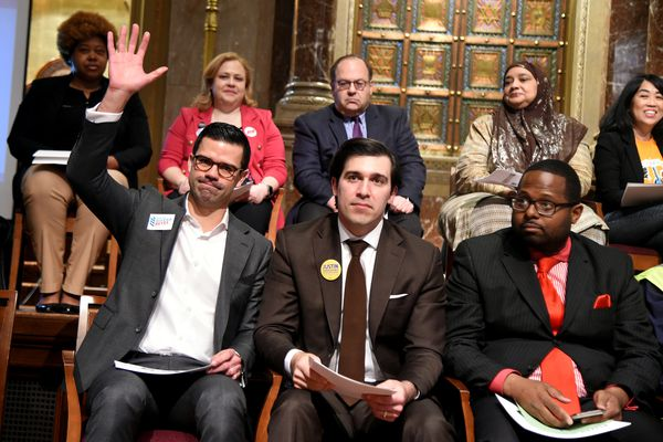 Campaign money begins to shape Philly's crowded at-large Council race