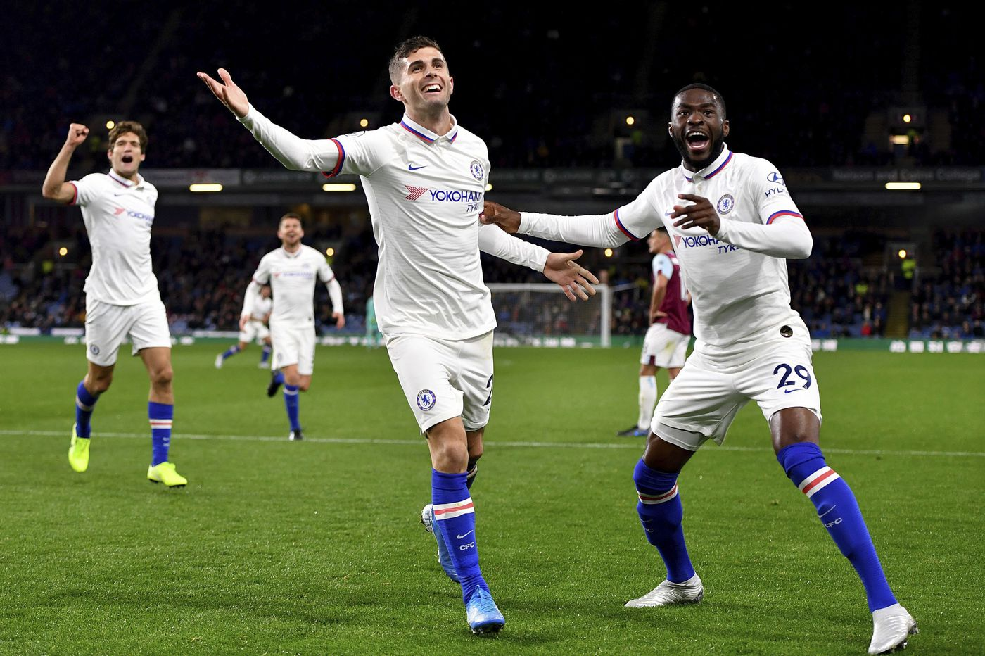 Christian Pulisic hat trick leads Chelsea win as Hershey native scores first Premier League goals