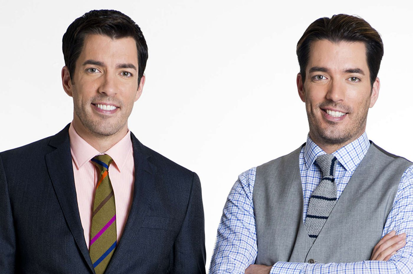 The Property Brothers bring brotherly banter to the Philadelphia Home and Garden Show