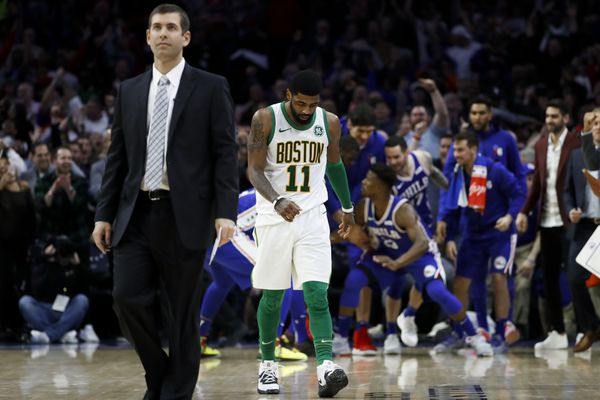 Celtics coach Brad Stevens on the Sixers: 'They are the most talented team I have seen'
