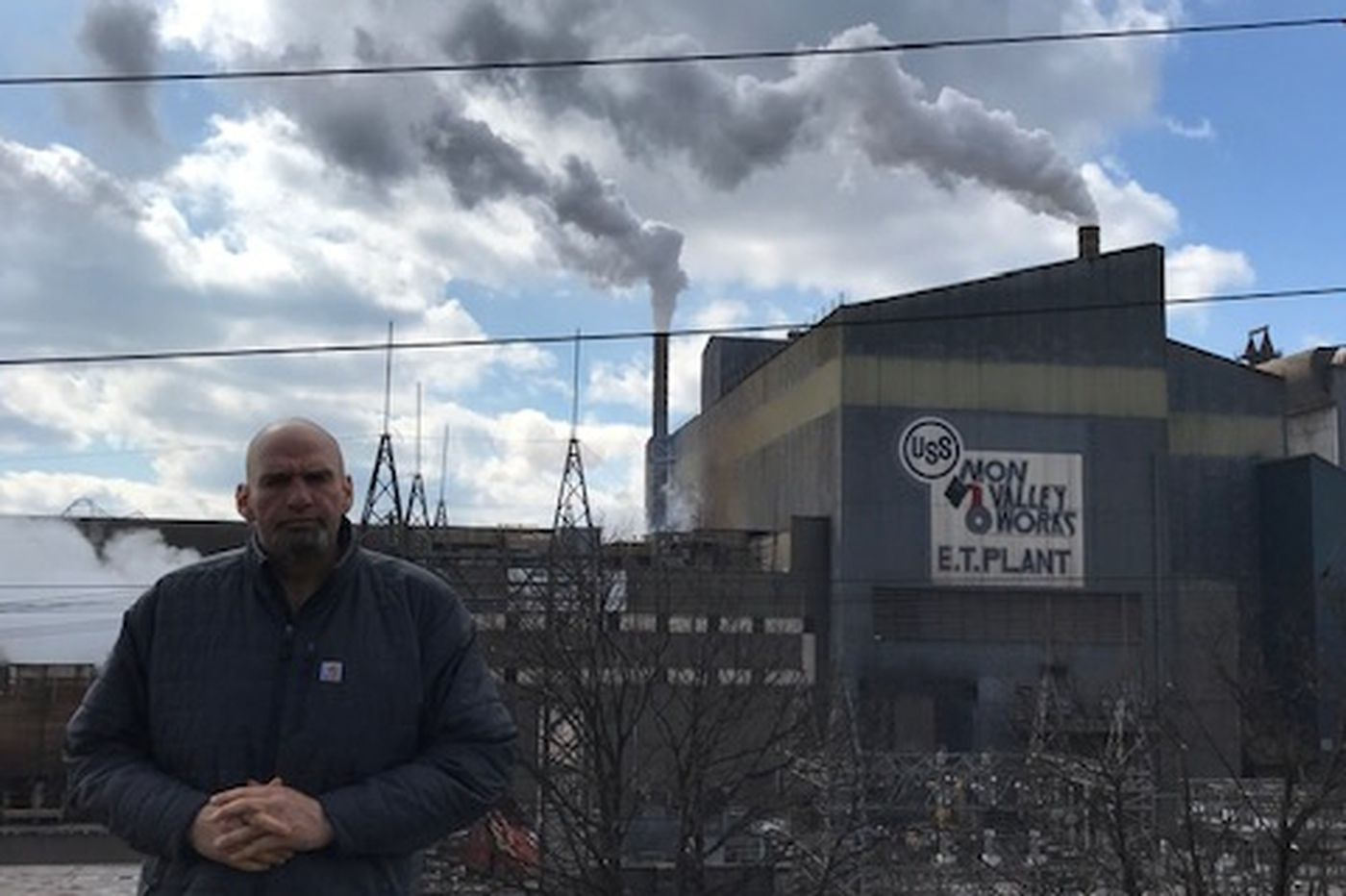 Lt. Gov. John Fetterman should stand with East Pittsburgh against fracking | Opinion