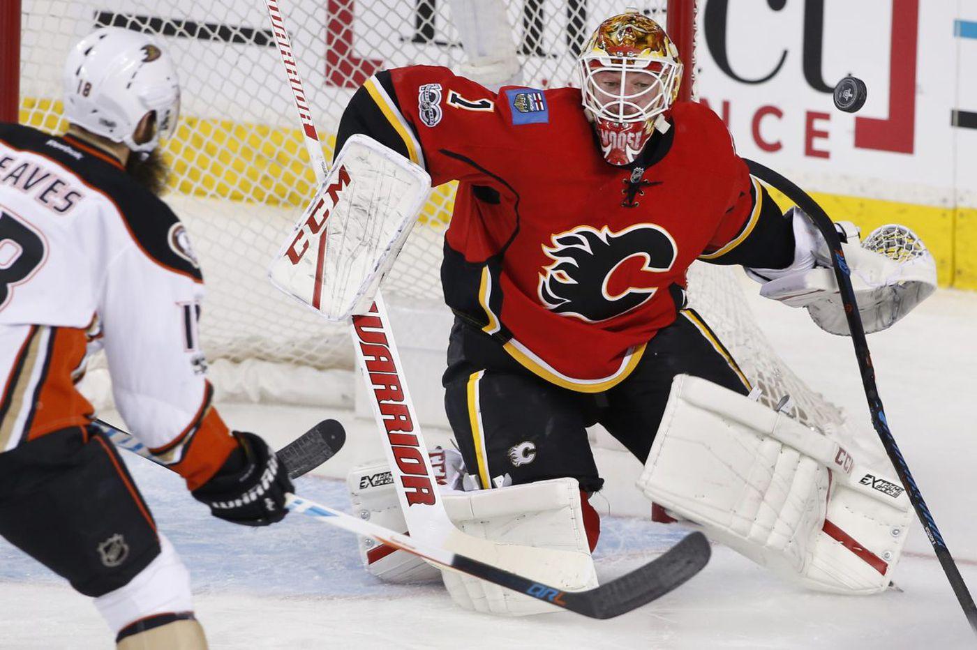 Flyers sign goalie Brian Elliott, hoping he regains St. Louis form