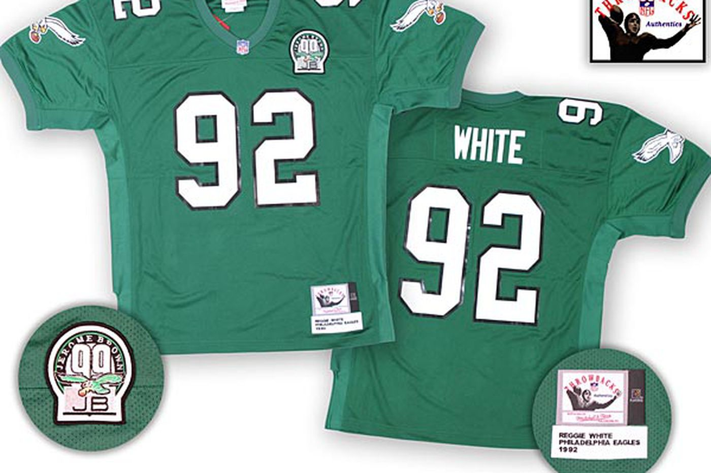 new product 979d2 9b830 Making lots of green off jerseys