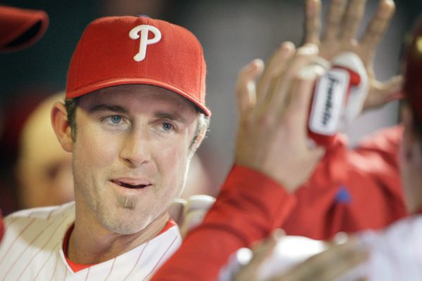 After 16 seasons, Phillies legend Chase Utley's ride through major-league baseball comes to an end
