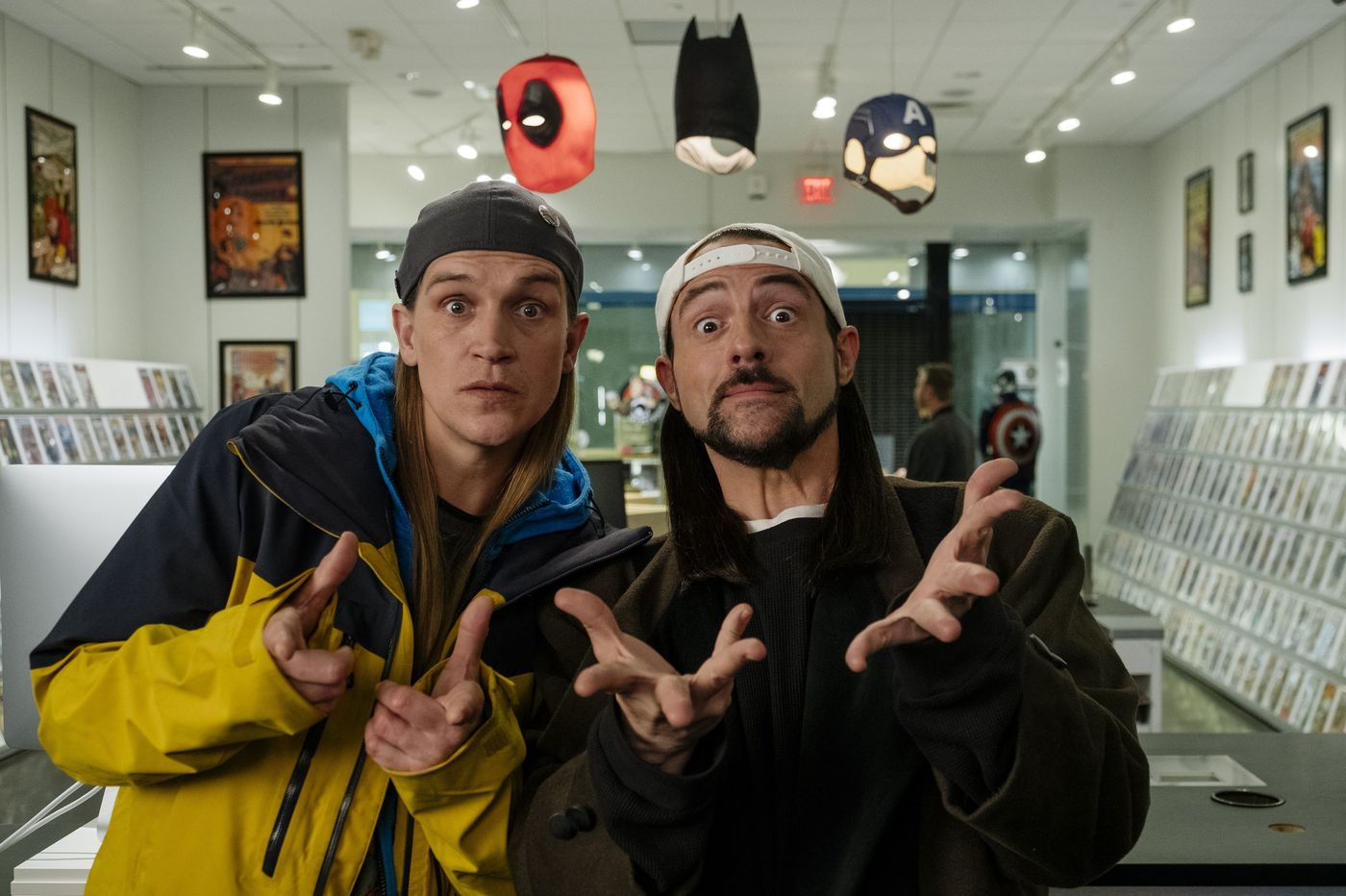 Kevin Smith planned to shoot a movie in the Philly area. The film fell apart, but inspired his next one.