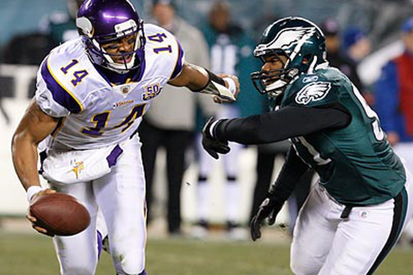 Rich Hofmann: Eagles' defense needs to clear the air after bad showing against Vikings