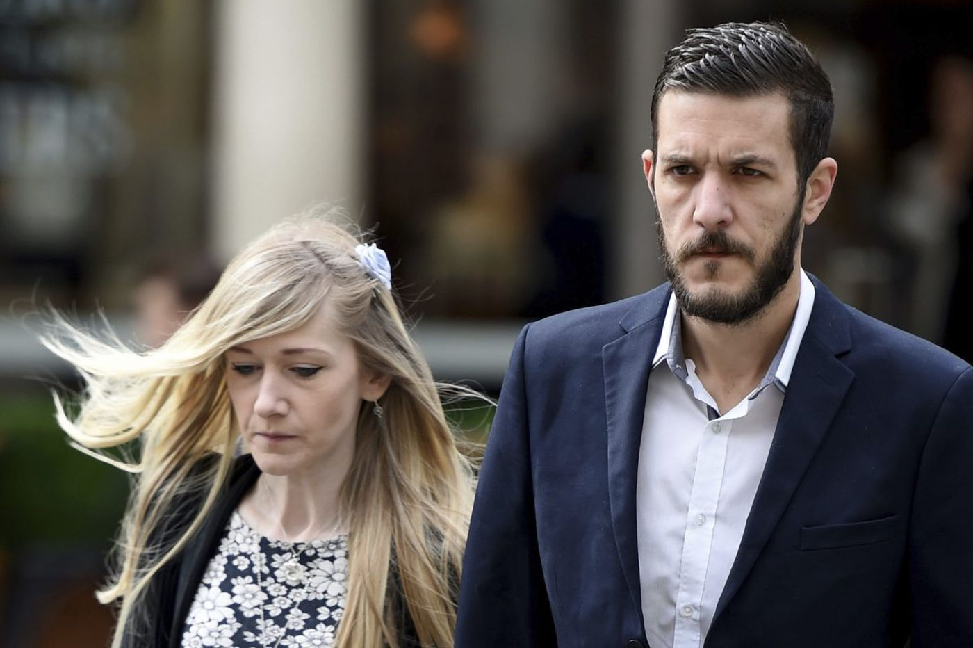 The tragedy of Charlie Gard