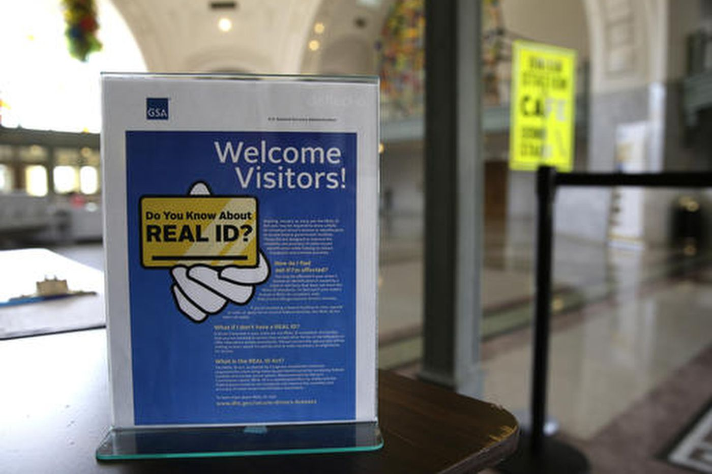 REAL IDs are available in Pennsylvania, as state seeks to comply with federal security requirements