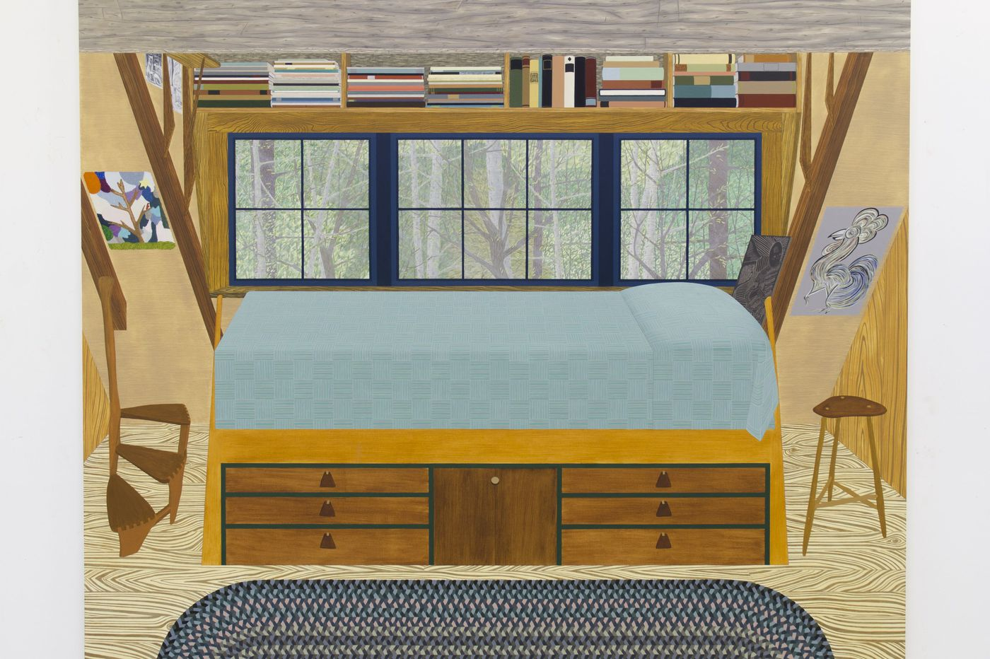 Wharton Esherick, re-interpreted, and other must-see shows in Philadelphia galleries right now