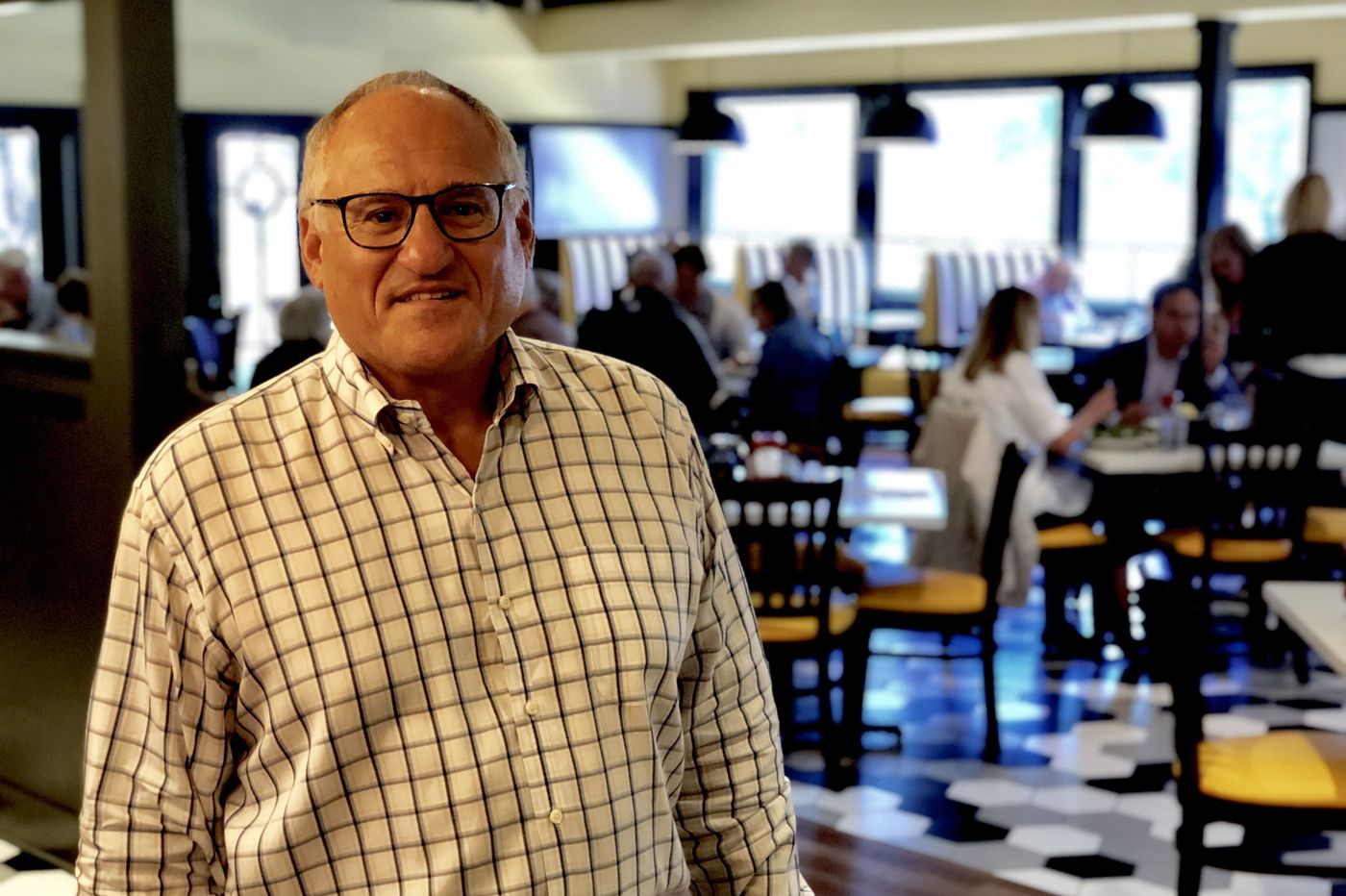 Fight Wawa? Ray Nudy owes his popular cafes to the competition.