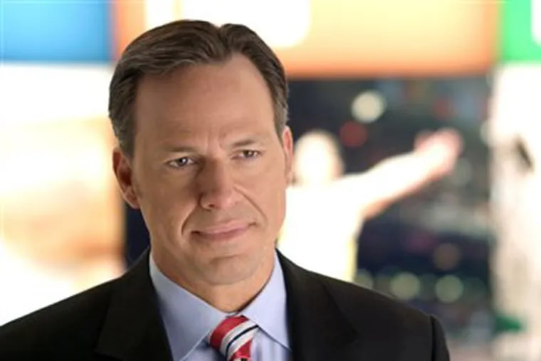 Jake Tapper's interest in cartooning goes back at least to his early days in the Philly area.