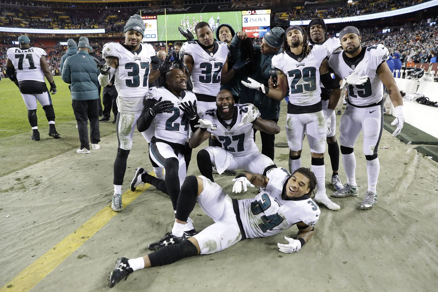 What they're saying about the Eagles beating Washington and making the playoffs