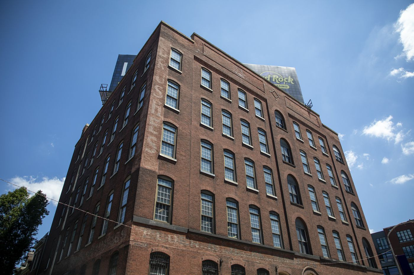 Plans to make Old City former paintbrush factory into a hotel are dead, says owner