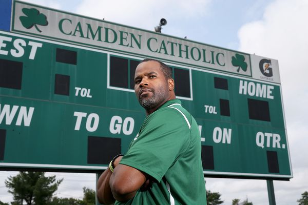 Camden Catholic loses second football head coach in six months as Cody Hall resigns