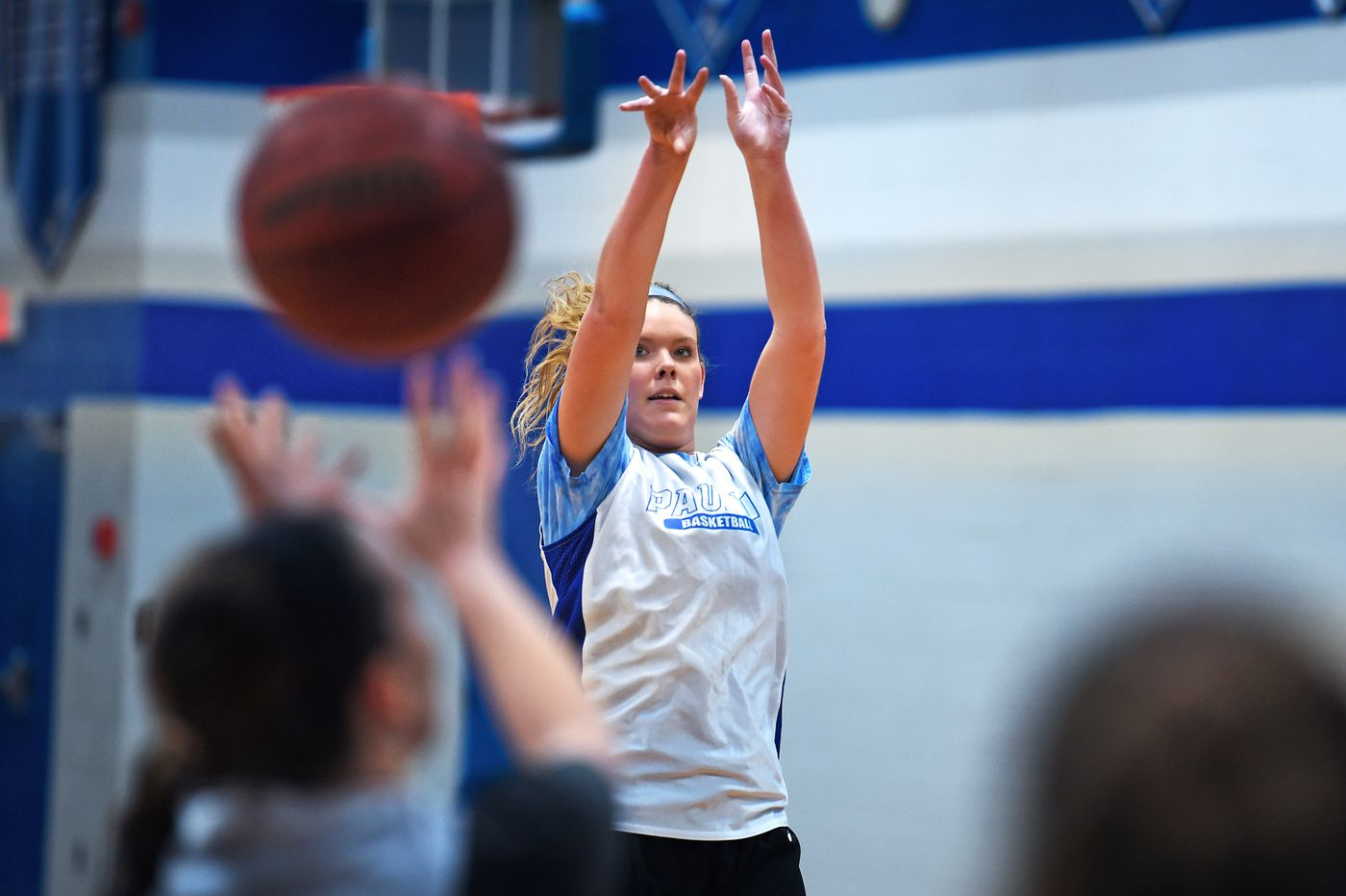 Carly Stroemel expects to do it all for Paul VI girls' basketball