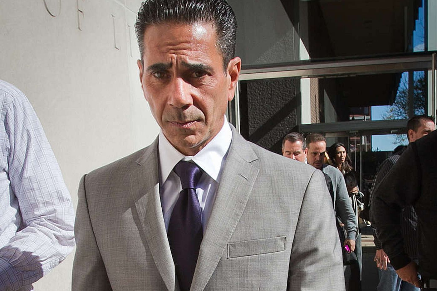 Merlino's back: 'He's out. He's a free man'