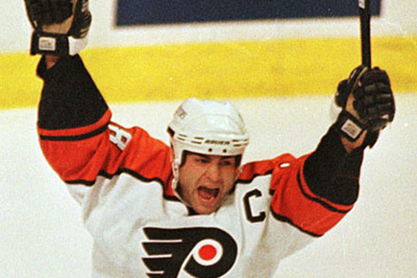 Past is past for former Flyer Lindros