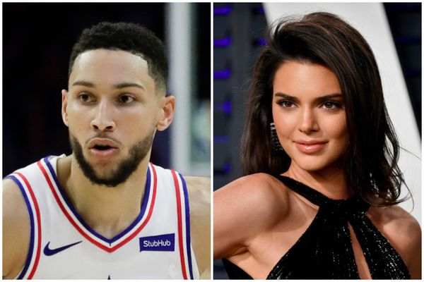 Ben Simmons and Kendall Jenner rumored to be back together after Jenner spotted at Sixers game
