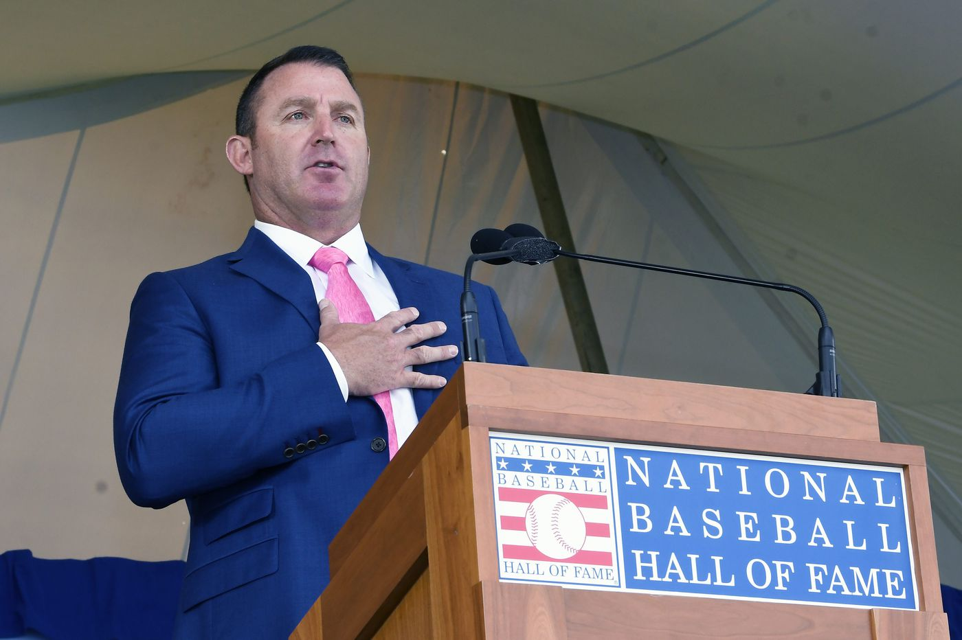 Jim Thome is in the Hall of Fame, and his lasting legacy will be his character as a human being   Bob Brookover