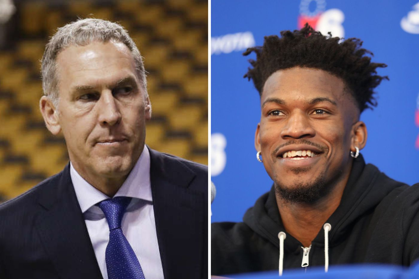 It's not yet time to start thanking the Sixers for adding Jimmy Butler | Mike Sielski
