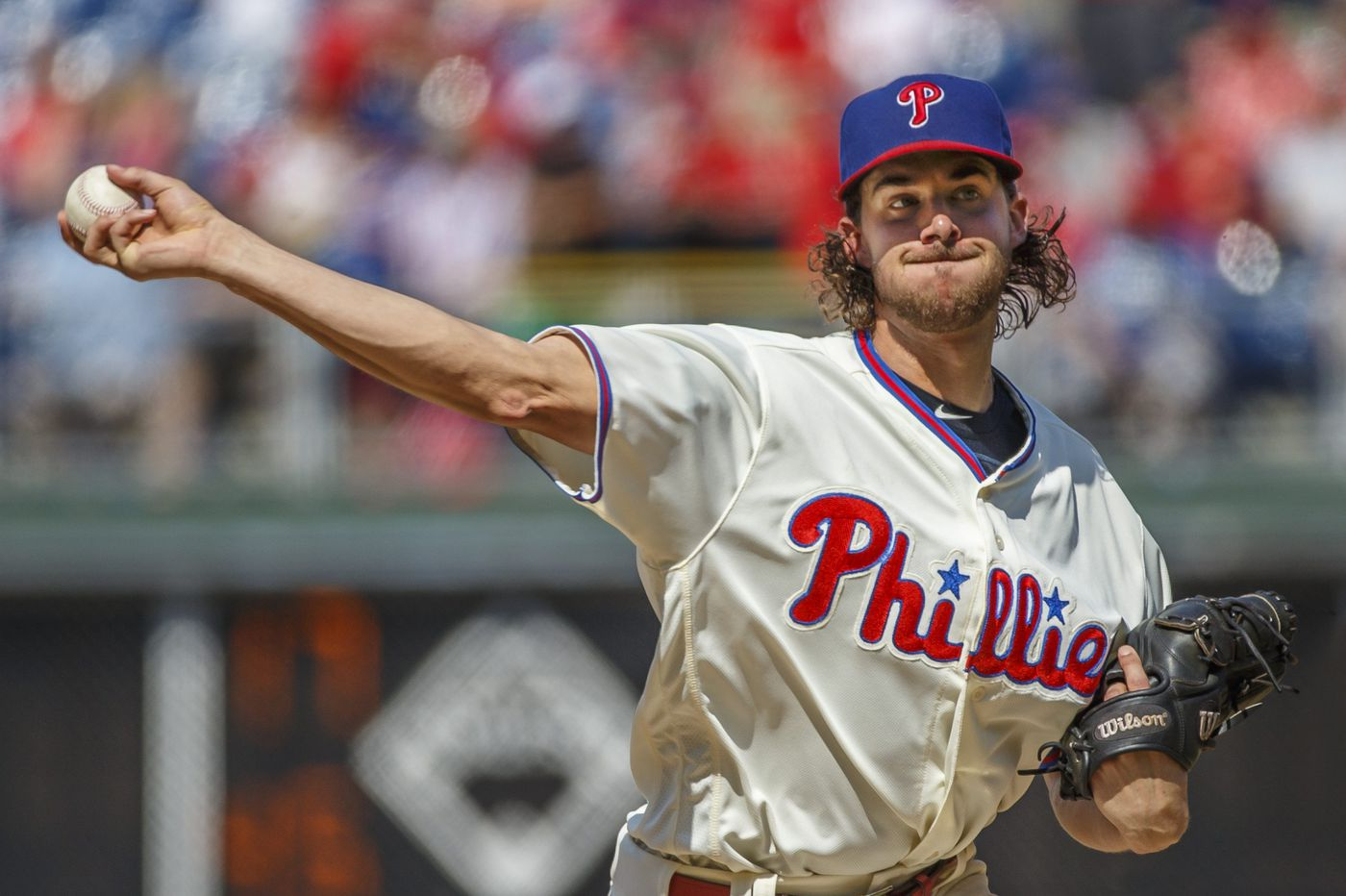 Phillies tweak rotation to give Aaron Nola two starts against Braves