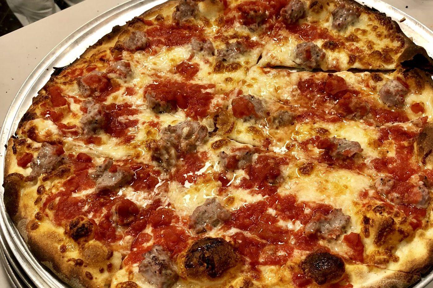 Trenton pizza crosses the Delaware