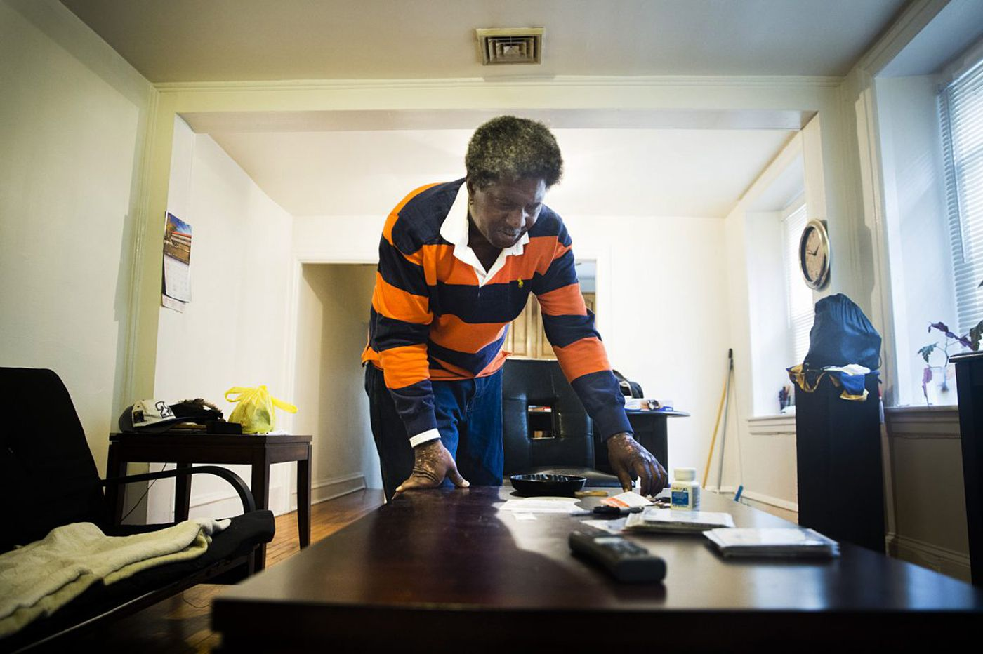 Philadelphia clears its heroin camps this week. This housing program could be a key