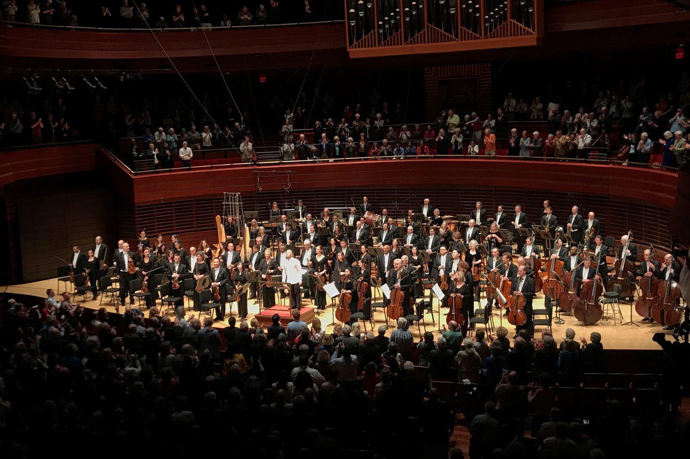Mahler's 'Symphony No. 9' plus the Philadelphia Orchestra equals tragedy without trauma