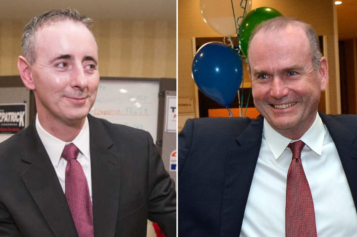 Poll: Rep. Brian Fitzpatrick leads challenger Scott Wallace in close Bucks congressional race