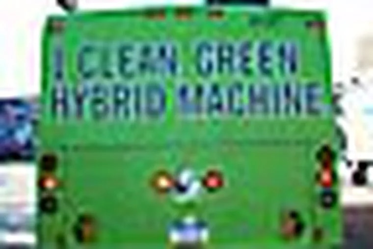 SEPTA has 472 hybrid diesel buses, a third of its fleet, making SEPTA one of the largest public transit hybrid bus fleets in the country. It is going ahead with plans to buy 160 more in the next two yeaers. But a powerful Republican legislator is unhappy that the Philadelphia area transit agency is buying diesel buses when the state is promoting clean-burning Pennsylvania produced natural gas. Rep. Stan Saylor thinks SEPTA should be penalized during its next budget request for thumbing its nose at natural gas. Photo is hand out from SEPTA