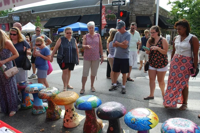 All weekend, try mushroom-centric dishes, shop mushroom-themed gifts, and learn about mushrooms at the annual Kennett Square festival.