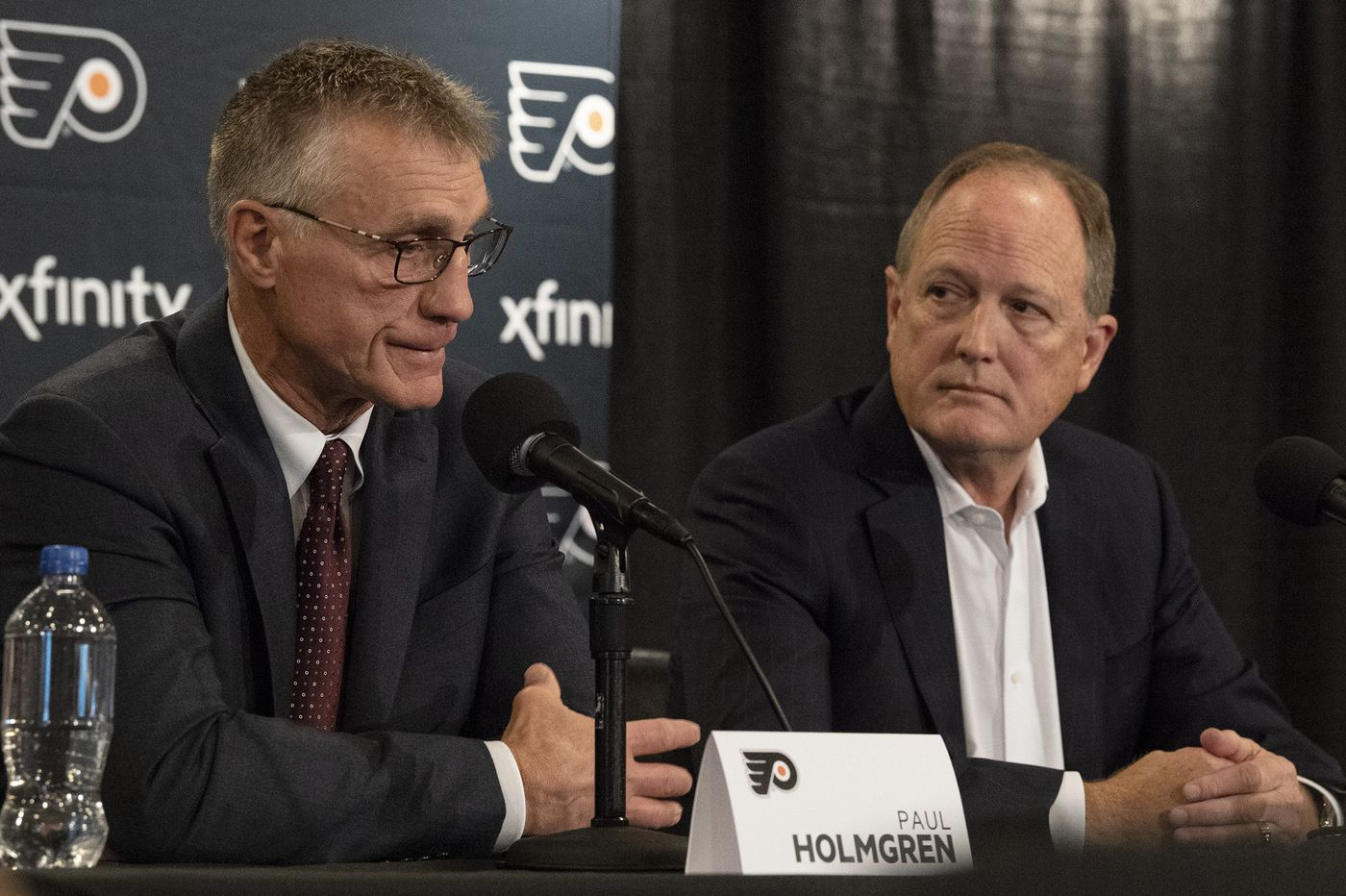 The Flyers fired Ron Hextall because he was doing what they never do | Mike Sielski