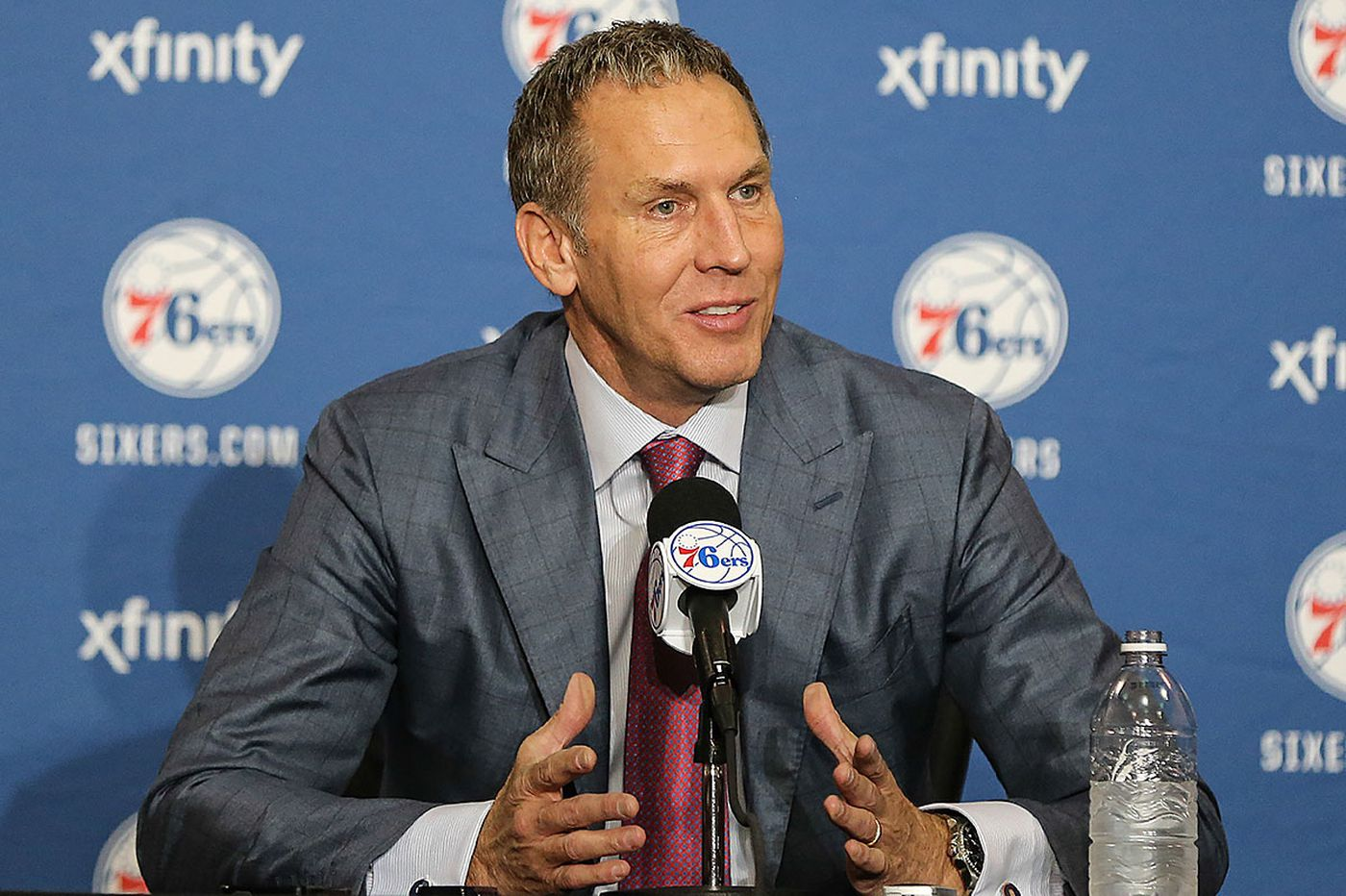 Sielski: Sixers still tanking, but on Colangelo's terms