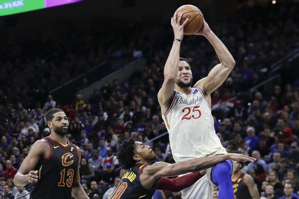 Takeaways from the Sixers' rout of Cleveland: Ben Simmons' aggressiveness, Mike Scott's successful start