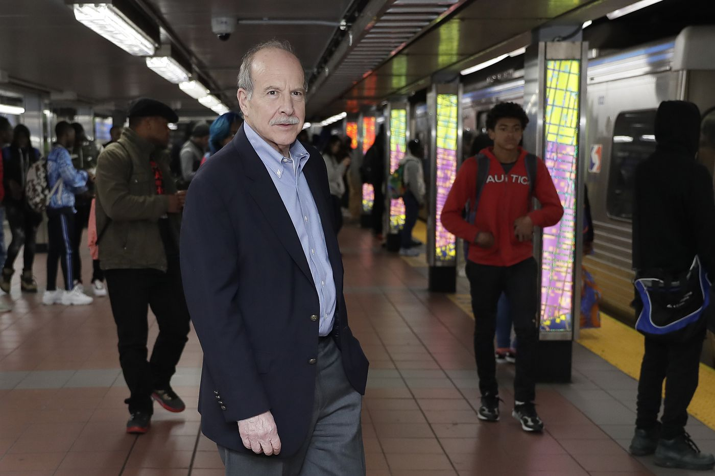 How SEPTA won me back after years of car commuting | Perspective