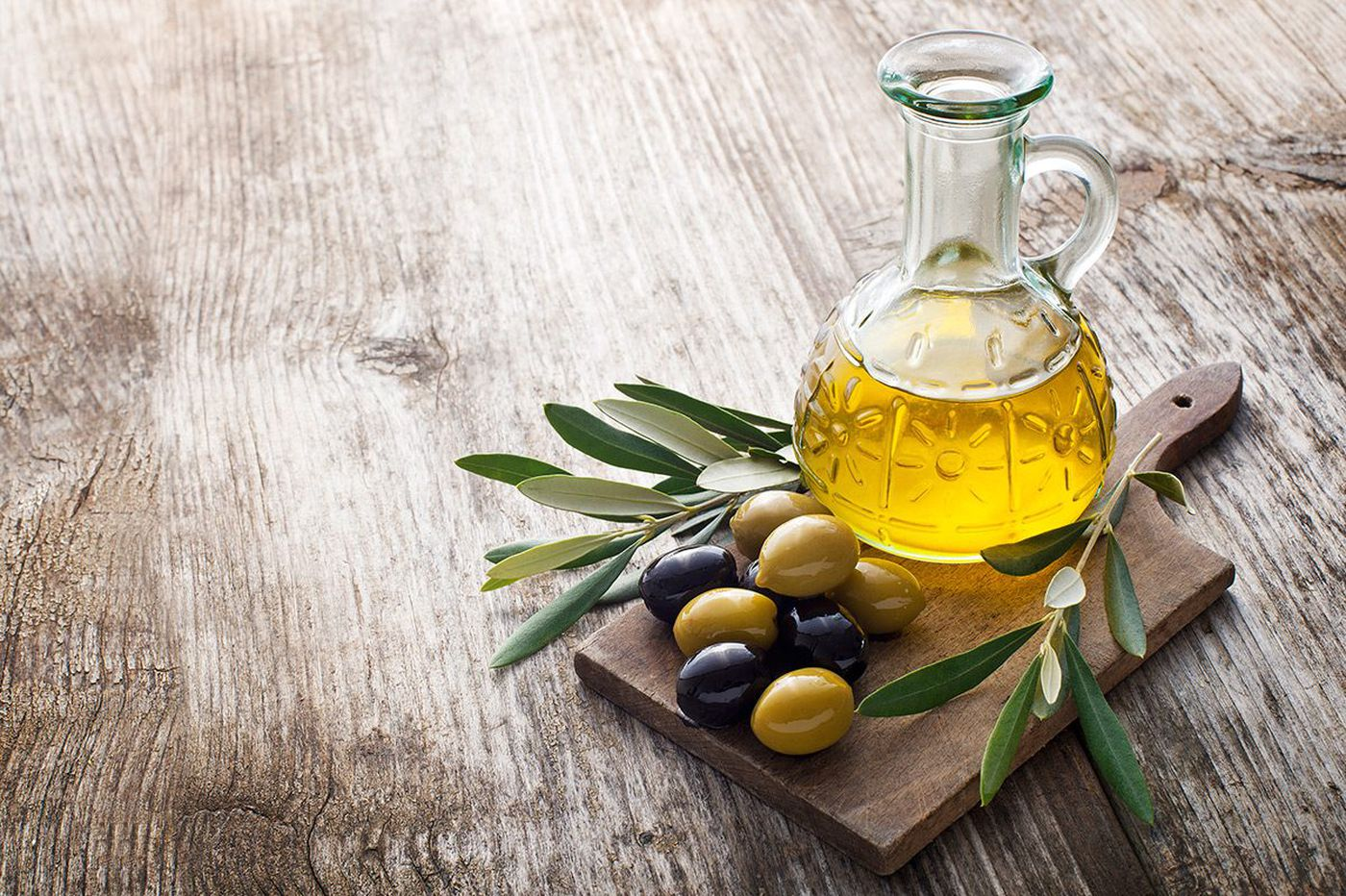 Temple finds olive oil is good for the brain — in mice