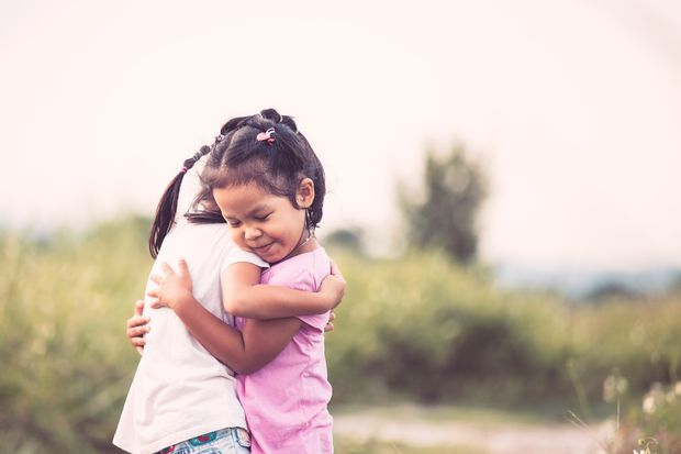 On Valentine's Day, teach kids the importance of love that isn't romantic