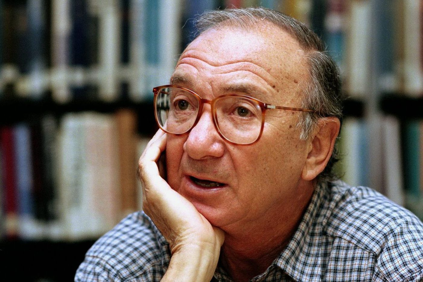 Neil Simon, 91, prolific comedic playwright, is dead