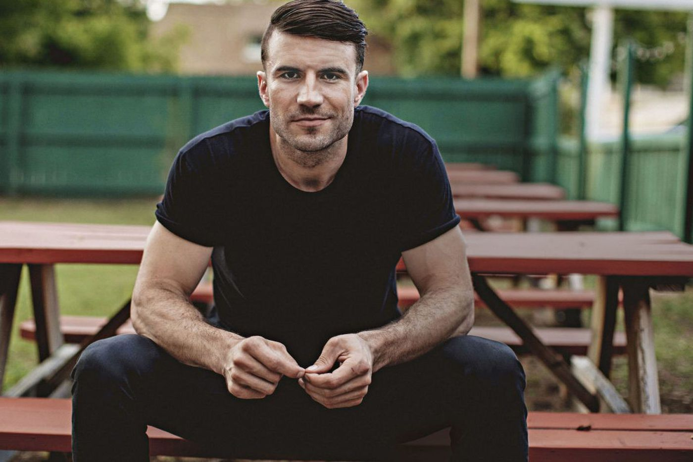 Country star Sam Hunt to lead off Atlantic City beach concert series this summer