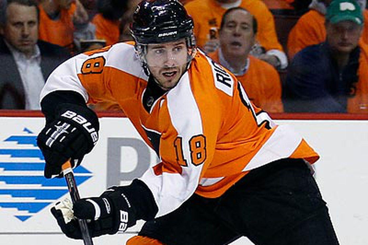 Will Flyers, Richards 'C' the light?