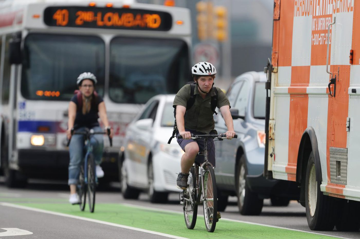 More bike lanes in Philly? Let's put it to a vote