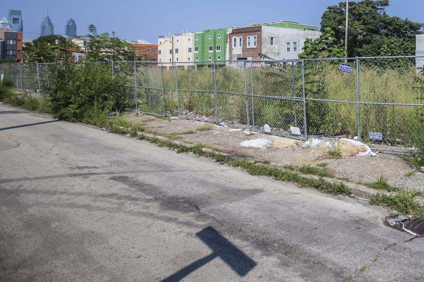 Gentrification fight in Point Breeze pivots to parking spaces