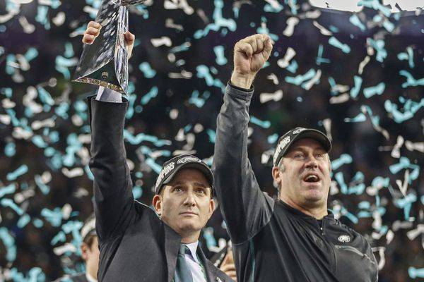 Howie Roseman silent at trade deadline: Is he OK with Eagles' talent, or is the Super Bowl out of reach?