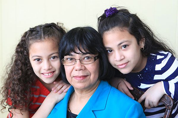 Laws pull one undocumented family in many directions