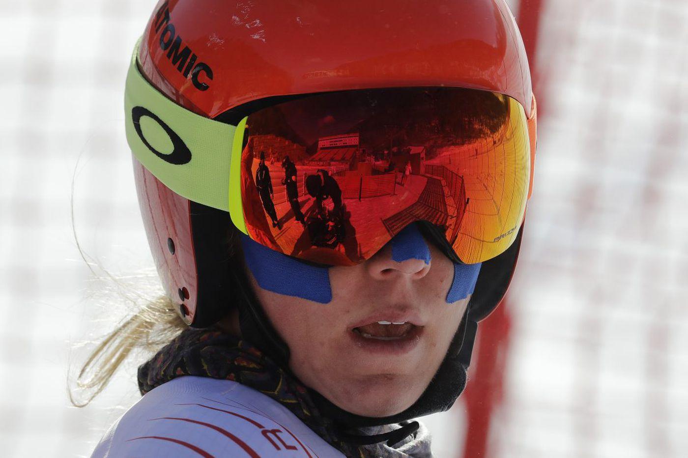 Tuesday's Olympic Watch: Mikaela Shiffrin, Shaun White in spotlight
