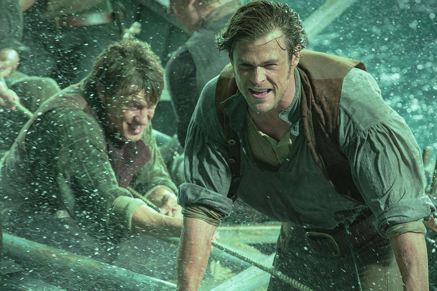 'Heart of the Sea': Captivating man vs. nature tale