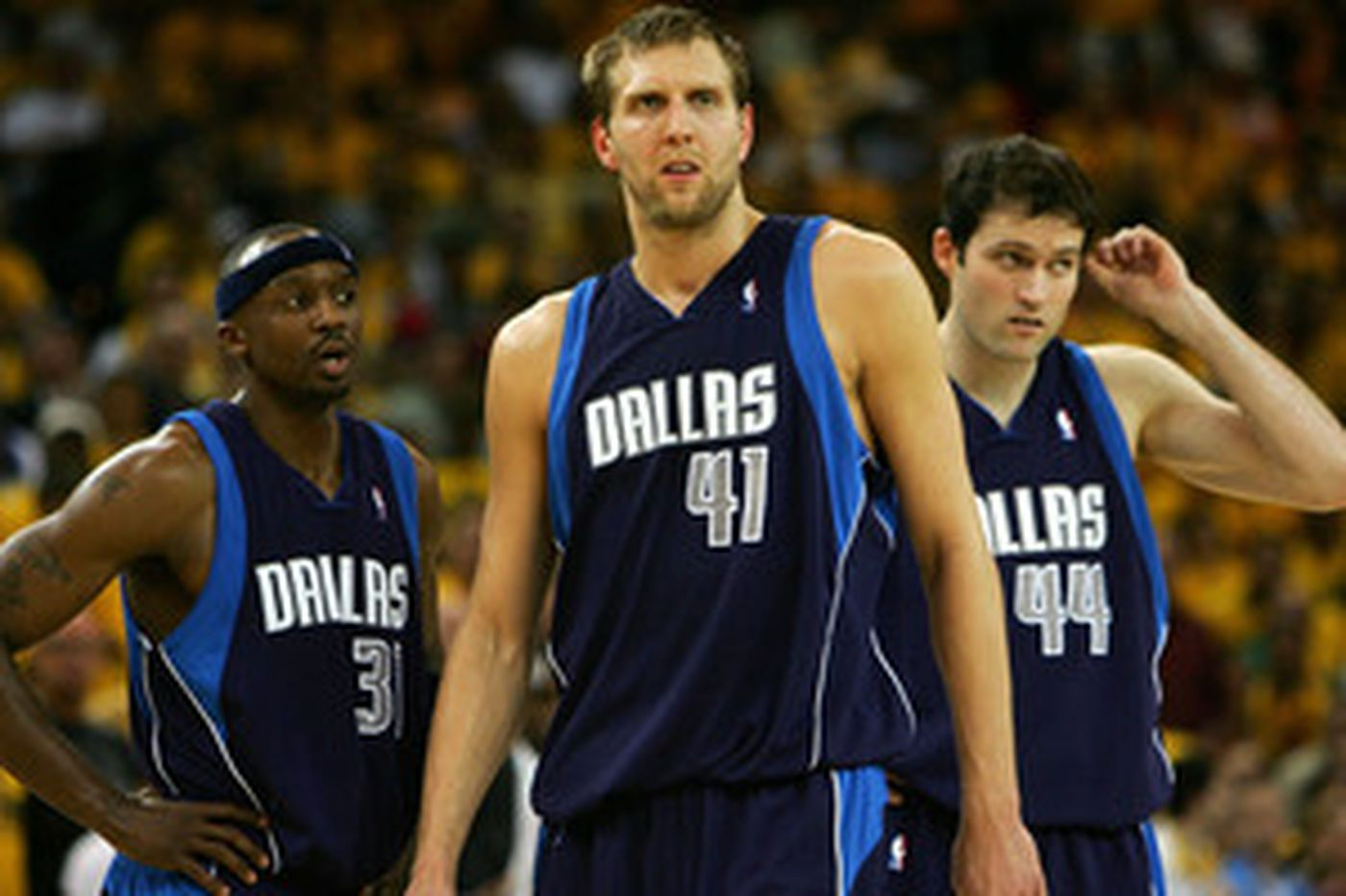 David Aldridge | Early wipeouts leave NBA playoffs wide open
