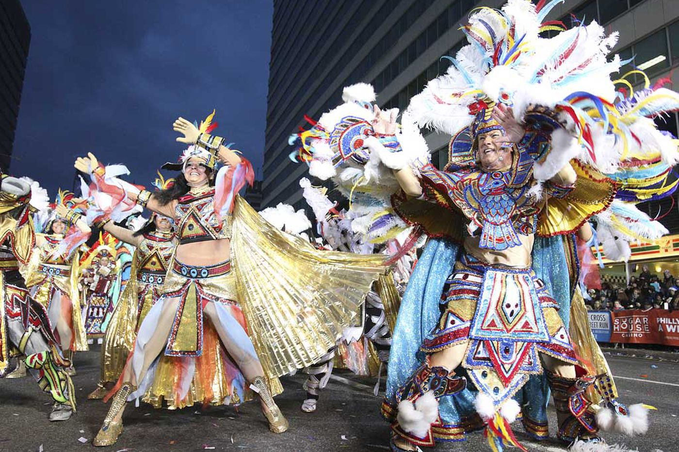 Mummers reflects our racist past — and may overcome it | Opinion