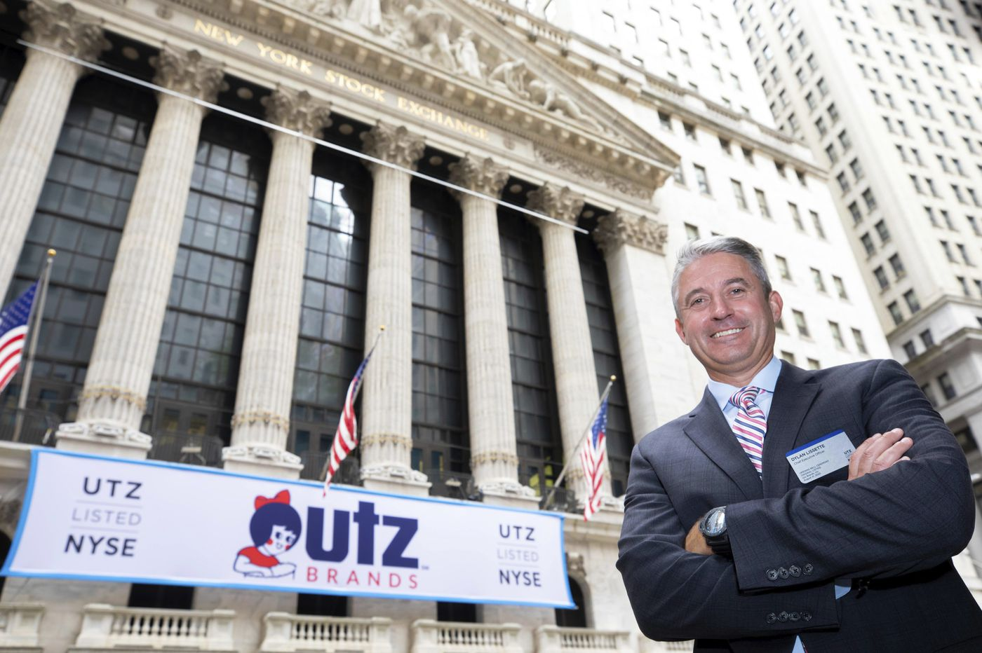Utz, the Pa.-based snack company, will pay a half-billion for tortilla chip producer of On the Border brands