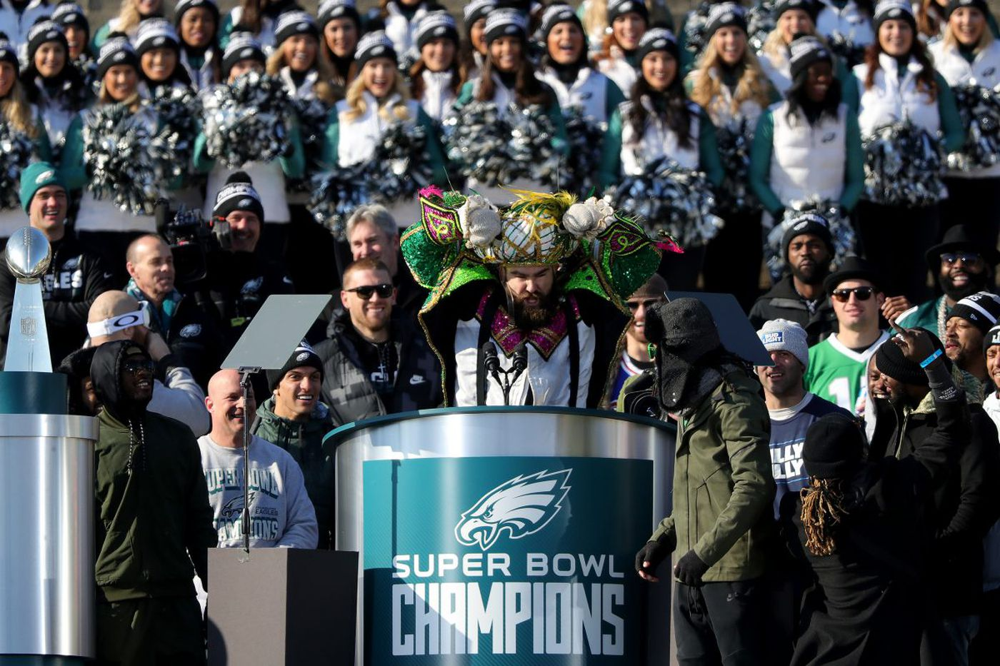 Eagles paraded up Broad Street. Now, the offseason begins | Early Birds